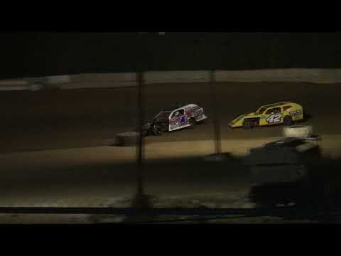 Jackson County Speedway   7/9/21   Modified Feature - dirt track racing video image