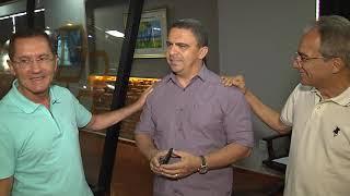 SagresTV: O retorno de Alípio Nogueira às Feras do Kajuru na Sagres 730