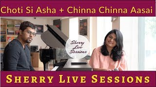 Sherry Live Sessions Ep 5 ft Sanjeeth Edwin - sharanya05 , Acoustic