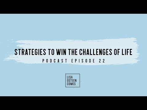Strategies To Win The Challenges Of Life