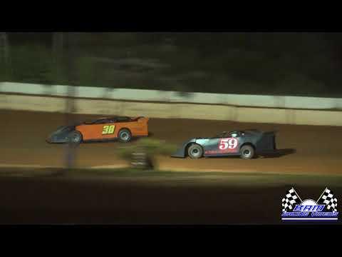 Lightning Late Model Feature - Carolina Speedway 6/25/21 - dirt track racing video image