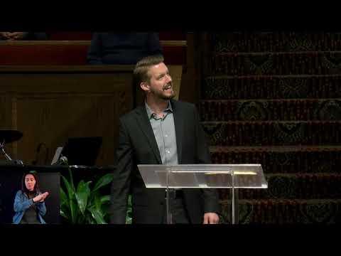 Sermon - 01/31/2021 - Pastor Ben Anderson - Christ Church Nashville