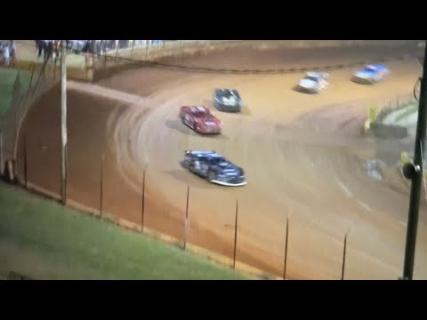 Modified street at Lavonia Speedway July 30th 202- - dirt track racing video image