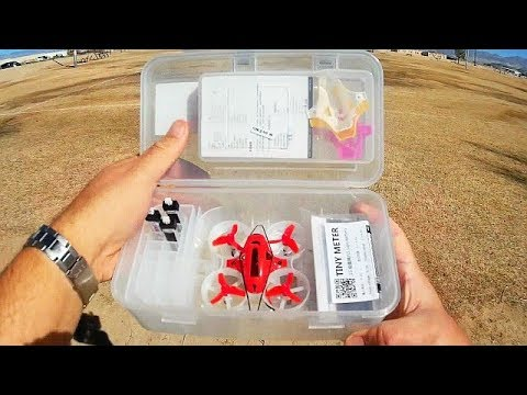 LDARC Kingkong Tiny 6X (Advanced Combo) Micro Whoop FPV Drone Flight Test Review - UC90A4JdsSoFm1Okfu0DHTuQ