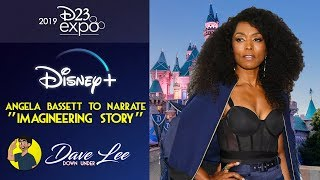 ANGELA BASSETT to Narrate IMAGINEERING STORY Series for DISNEY+ | D23 Expo 2019