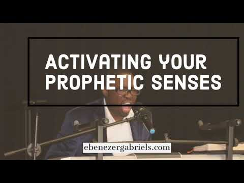 Hearing From God | Activating Your Prophetic Senses | Prophetic Gifts