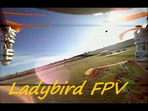 Modified LadyBird quadcopter, having FPV FUN - UCLqx43LM26ksQ_THrEZ7AcQ