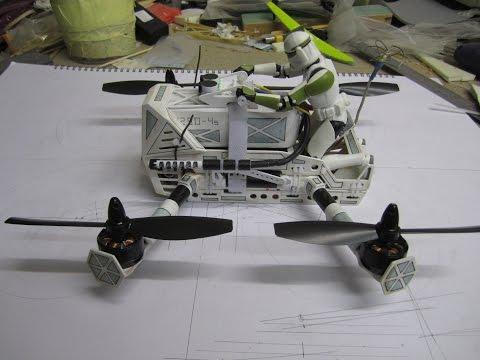 Storm Trooper's Mini Racer Quad. Build overview - UCx06H2X323KN4dY2onDAZVg