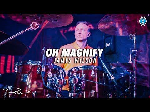 Oh Magnify Drum Cover // James Wilson // Daniel Bernard
