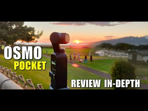 DJI Osmo Pocket Review In-Depth - [Unboxing, Activating, Filming, Pictures, Pros & Cons] - UCVQWy-DTLpRqnuA17WZkjRQ