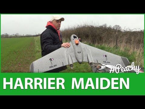 Reptile Harrier S1100 Maiden Flight & Overview - UCWP6vjgBw1y15xHAyTDyUTw