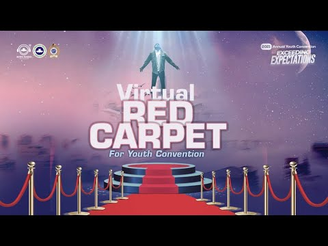 RCCG YOUTH CONVENTION 2021 - FIRESIDE CHAT/ RED CARPET  DAY 2