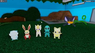 Roblox: Loomian Legacy! Part-1