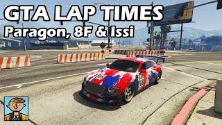 Fastest Sports Cars (Paragon, 8F Drafter & Issi) - GTA 5