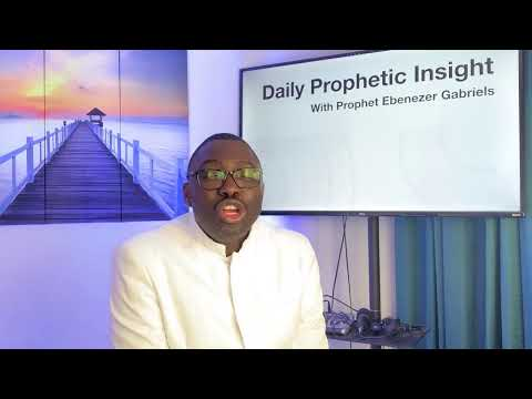 Prophetic Insight Aug 16th, 2021