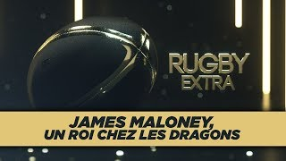 Rugby Extra : James Maloney, un roi chez les Dragons