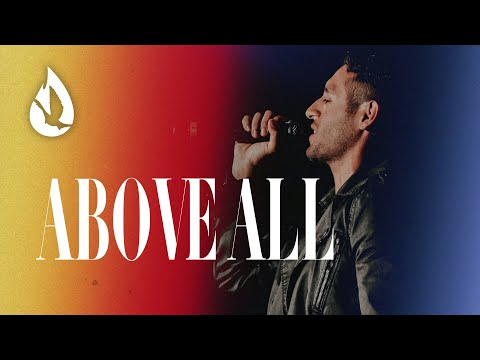 Above All (by Michael W. Smith)  Acoustic Worship Cover by Steven Moctezuma