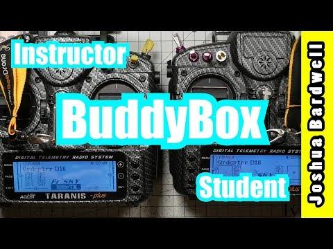 FrSky Taranis OpenTX BuddyBox Trainer Mode How To - UCX3eufnI7A2I7IkKHZn8KSQ