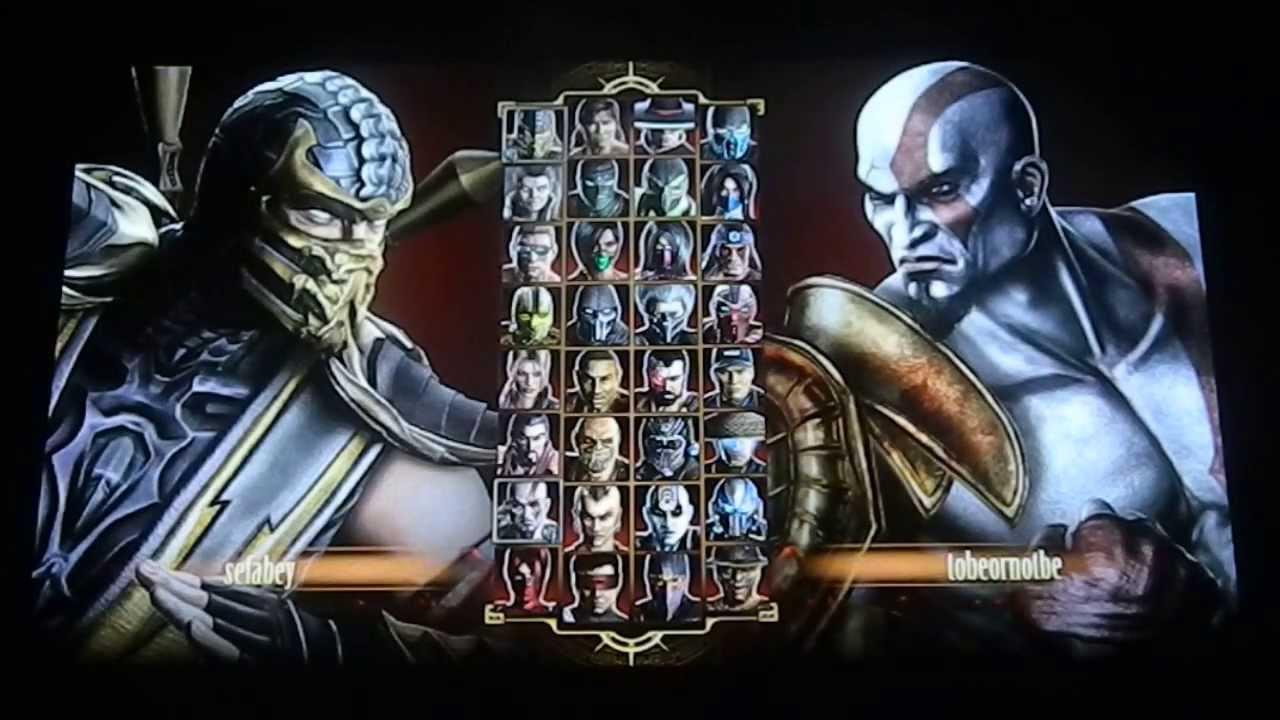 Mortal Kombat PS Vita Multiplayer Kratos Gameplay | ImpressPages lt