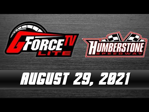 9/05/2021   Humberstone Speedway    GForceTV Lite - dirt track racing video image