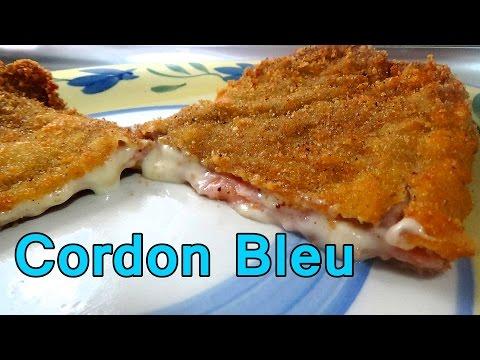 Cordon bleu o milanesas recetas de cocina faciles for Platillos faciles y rapidos
