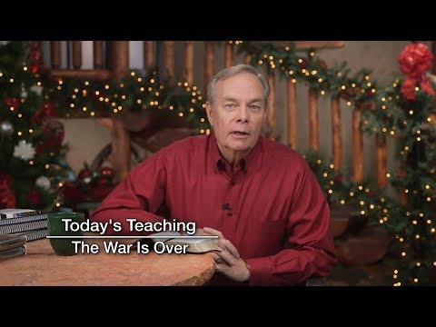 The War is Over - Week 1, Day 3 - The Gospel Truth