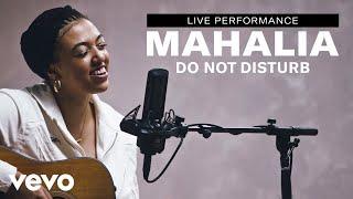 Mahalia -