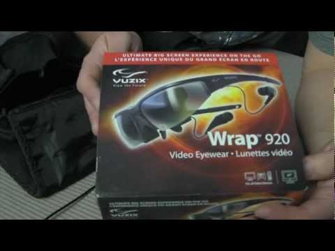 Vuzix Wrap 920 Review for FPV - UC0H-9wURcnrrjrlHfp5jQYA