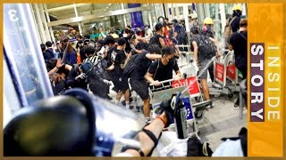 Will China run out of patience with Hong Kong protests?