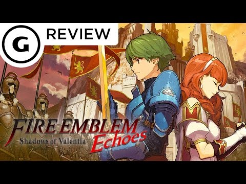 Fire Emblem Echoes: Shadows of Valentia Review - UCbu2SsF-Or3Rsn3NxqODImw