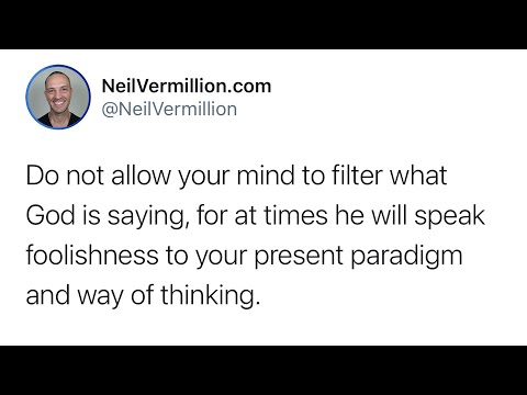 The Unexplained Mystery Of Who I Am - Daily Prophetic Word