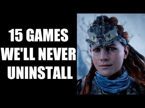 15 Games We'll Never Uninstall - UCXa_bzvv7Oo1glaW9FldDhQ