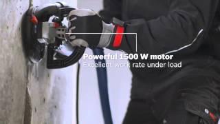 Betoonilihvmasin Bosch GBR 15 CAG Professional