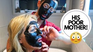 ANOTHER FACE MASK VICTIM | THE LODGE GUYS | VLOG