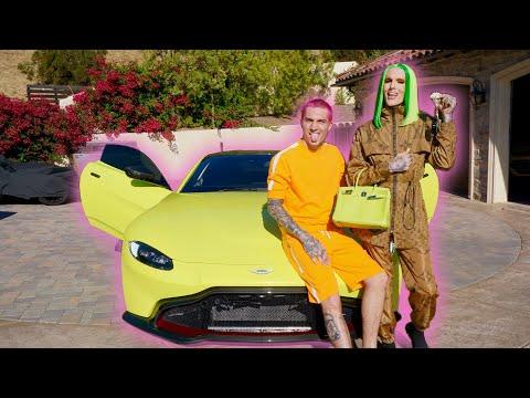 Surprising My Boyfriend With His Dream Car!! - UCkvK_5omS-42Ovgah8KRKtg