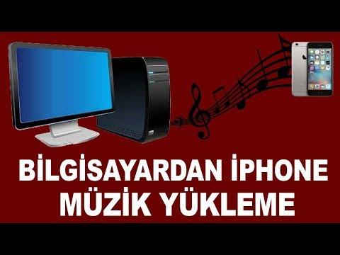 Bilgisayardan İphone Ve İpad A Müzik Atmak