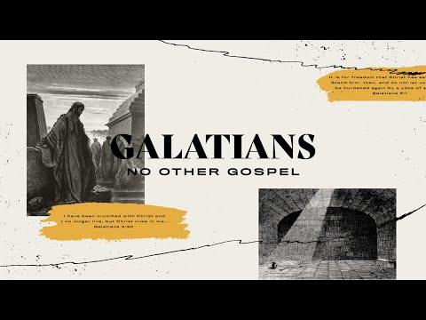 Galatians  Determination Or Dependence  Ken Philbeck