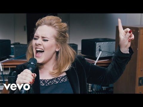 Adele - When We Were Young (Live at The Church Studios) - UComP_epzeKzvBX156r6pm1Q