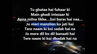 Dhadak Title track...