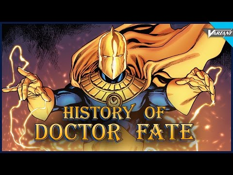 History Of Doctor Fate! - default