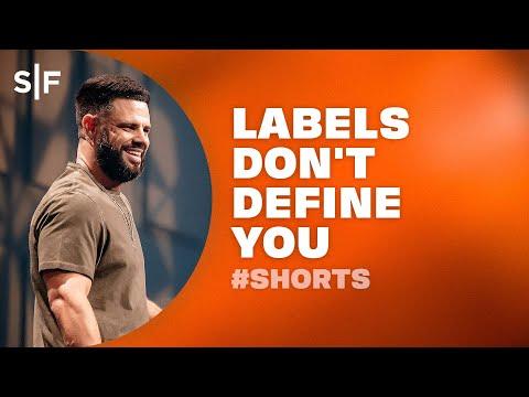 Labels Don't Define You #Shorts  Steven Furtick