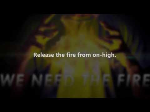 Jaymikee - WE NEED THE FIRE - (One Man nation Album)
