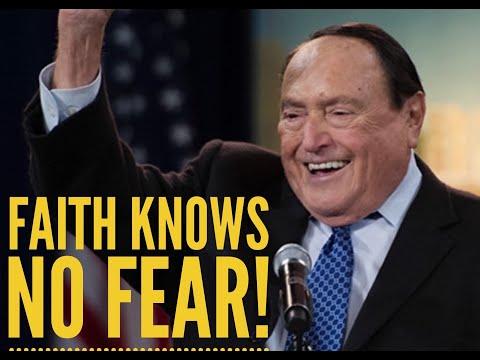 FAITH KNOWS NO FEAR!