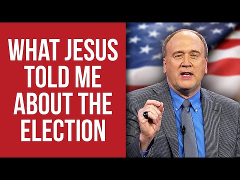 Kevin Zadai: What Jesus Told Me About the Election