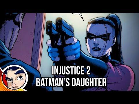 "Injustice 2 ""Batman Meets His Daughter"" - Complete Story | Comicstorian - UCmA-0j6DRVQWo4skl8Otkiw"