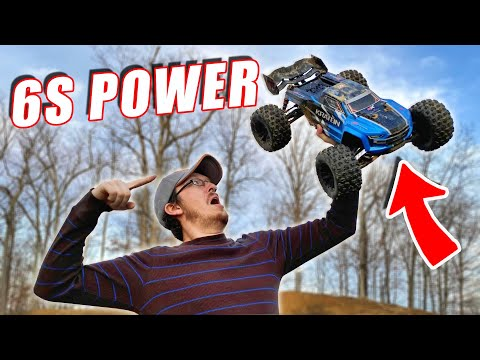 Bashing the Arrma KRATON 6S - What's Behind THE HILL? - TheRcSaylors - UCYWhRC3xtD_acDIZdr53huA