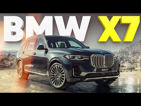 Император кроссоверов/BMW X7 2019/БМВ Икс семь/Большой тест драйв - UCQeaXcwLUDeRoNVThZXLkmw