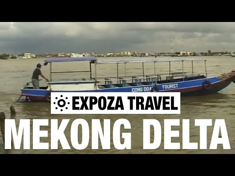 Mekong Delta (Vietnam) Vacation Travel Video Guide - default