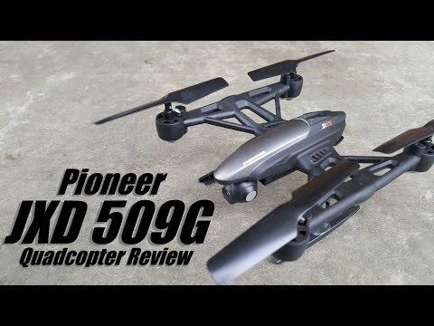Pioneer JXD 509G FPV Quadcopter from Banggood - UC92HE5A7DJtnjUe_JYoRypQ