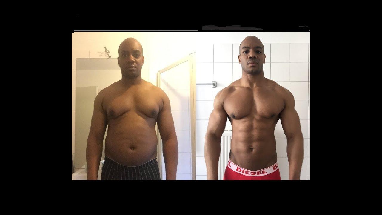 5 Month Natural Body Transformation 5 Monatige Nat 252 Rlich